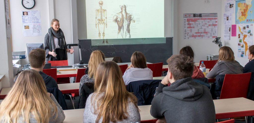 Bild eines Campusnah Workshops