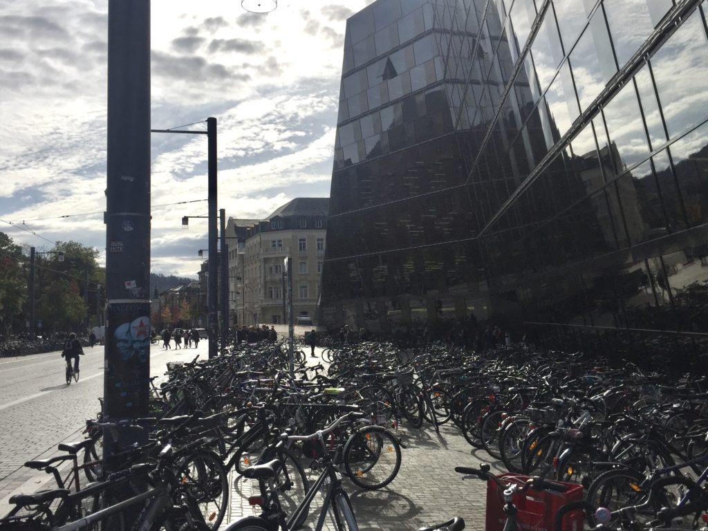 Universitätsbibliothek der Uni Freiburg